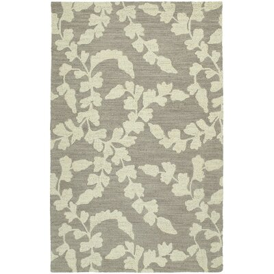 Brent Graphite Rug Rug Size: Rectangle 9' x 12'