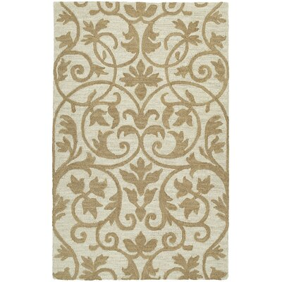 Brent Trellis Brown Indoor Rug Rug Size: 9 x 12