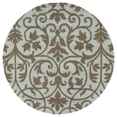 Brent Trellis Spa Indoor/Outdoor Rug Rug Size: 5' x 7'9
