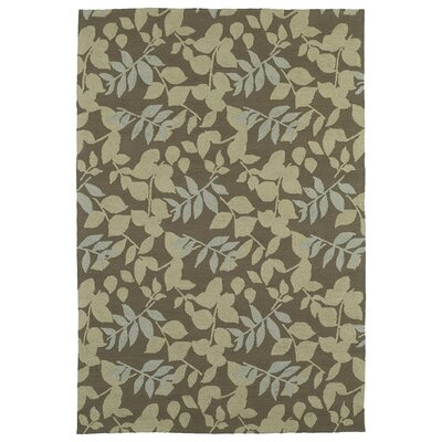 Manning Coffee Indoor/Outdoor Area Rug Rug Size: Rectangle 9 x 12