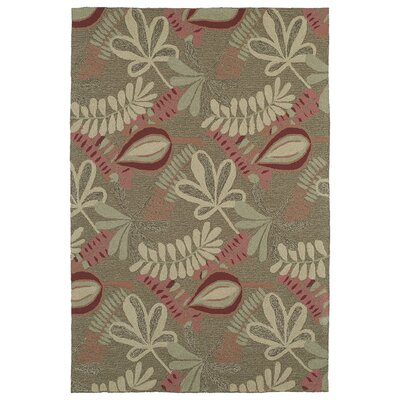 Manning Coffee Indoor/Outdoor Area Rug Rug Size: Round 79
