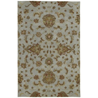 Cortland Pewter Europa Rug Rug Size: Rectangle 5 x 79