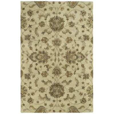 Cortland Ivory Europa Area Rug Rug Size: Rectangle 5 x 79
