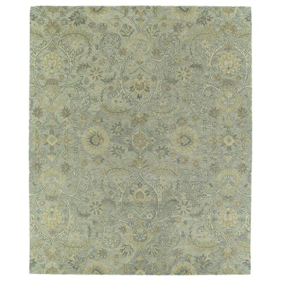 Casper Gray Athena Rug Rug Size: Rectangle 10 x 14