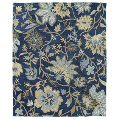 Corvally Multi-Colored Area Rug Rug Size: Rectangle 76 x 9