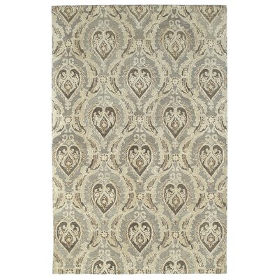 Corwin Hand-Tufted Area Rug Rug Size: 36 x 53