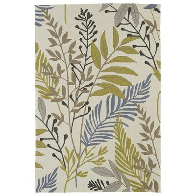 Manning Hand-Woven Indoor/Outdoor Area Rug Rug Size: 2 x 3
