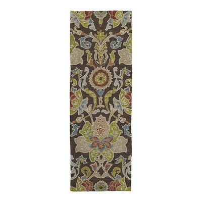 Manning Multi-colored Tufted Indoor/Outdoor Area Rug Rug Size: Runner 2 x 6