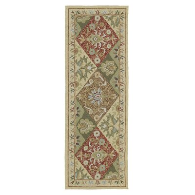 Manning Floral Outdoor/Indoor Area Rug Rug Size: Runner 2 x 6