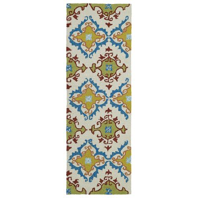 Manning Indoor/Outdoor Area Rug Rug Size: Runner 2 x 6