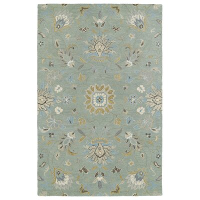 Casper Mint Area Rug Rug Size: Rectangle 9 x 12