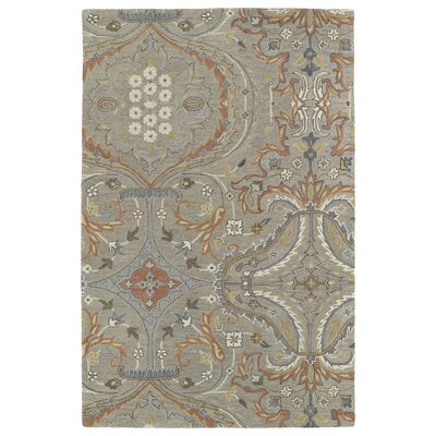 Casper Taupe Area Rug Rug Size: Rectangle 4 x 6