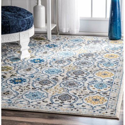 Ansel Area Rug Rug Size: Rectangle 4 x 6