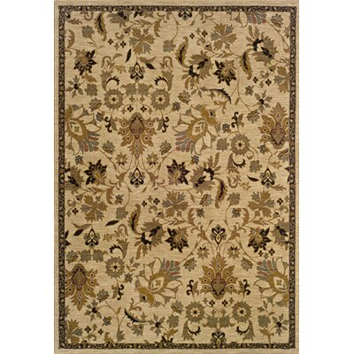 Crossreagh Beige Area Rug Rug Size: Rectangle 78 x 1010