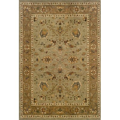Crossreagh Beige Area Rug Rug Size: Rectangle 67 x 96