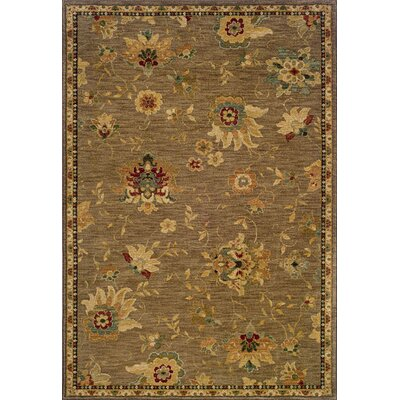 Crossreagh Beige Area Rug Rug Size: Rectangle 110 x 33