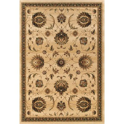 Currahee Tan/Brown Area Rug Rug Size: Rectangle 910 x 1210