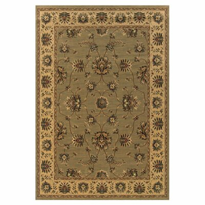 Currahee Tan/Beige Area Rug Rug Size: Rectangle 53 x 79