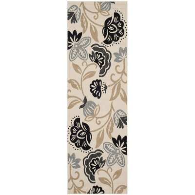 Ballina Cream/Gray Area Rug