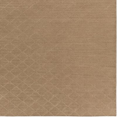 Huxley Beige Indoor/Outdoor Area Rug Rug Size: Square 6