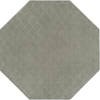 Huxley Gray Indoor/Outdoor Area Rug Rug Size: Octagon 6