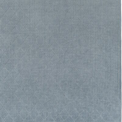 Huxley Blue Indoor/Outdoor Area Rug Rug Size: Square 6