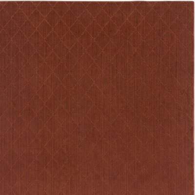 Huxley Red Indoor/Outdoor Area Rug Rug Size: Square 6