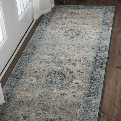 Russell Area Rug Rug Size: Runner 27 x 73