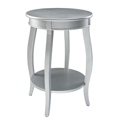 Axtell End Table Finish: Silver