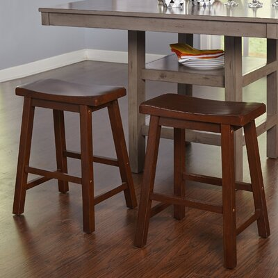 Whitworth 24 Bar Stool Finish: Brown