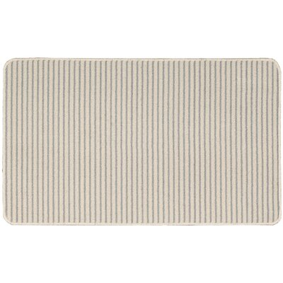Annawan Hand-Tufted Gray Area Rug Rug Size: Rectangle 2 x 34