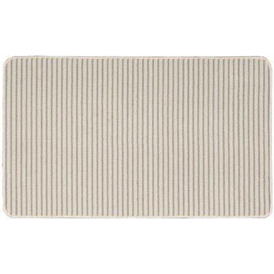 Annawan Hand-Tufted Gray Area Rug Rug Size: 2 x 34