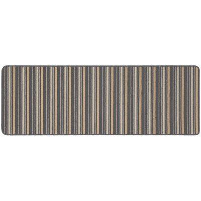 Anselmo Hand-Tufted Gray Area Rug