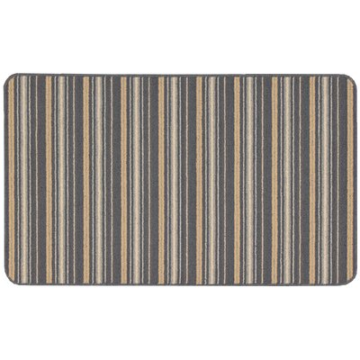 Arehart Hand-Tufted Gray Area Rug Rug Size: Rectangle 18 x 210