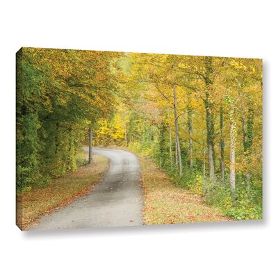 Peaceful Valley Photographic Print on Wrapped Canvas