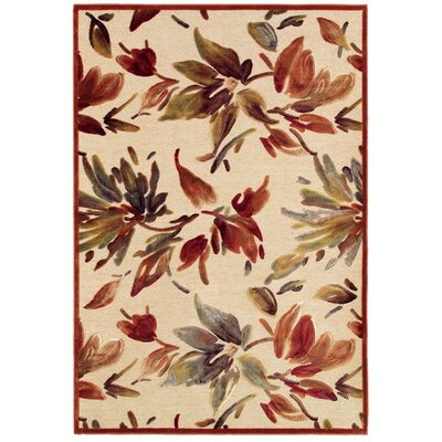 Daugherty Watercolor Rug Rug Size: 53 x 76