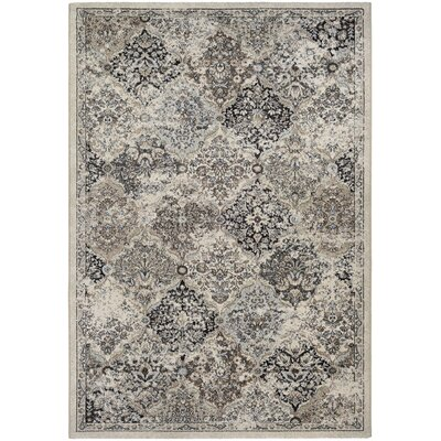 Dayton Oyster/Pepper Area Rug