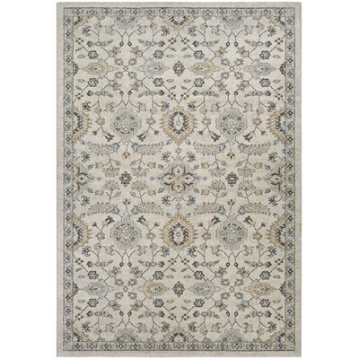 Dayton Oyster Area Rug Rug Size: 9'2 x 12'5