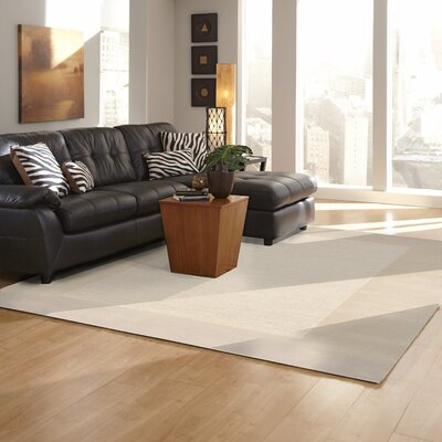 Dewsbury Neutral Border Area Rug Rug Size: Rectangle 5 x 8