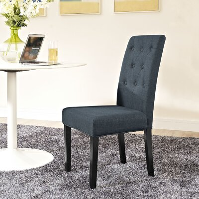 Androscogin Side Chair Finish: Gray