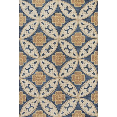 Petrone Mosaic Rug Rug Size: Rectangle 9 x 13