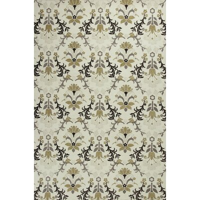 Cedarwood Allover Tapestry Area Rug Rug Size: 5 x 76