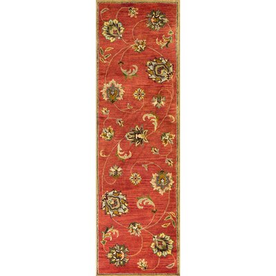 Blarwood Sienna Allover Mahal Rug Rug Size: Rectangle 9 x 13