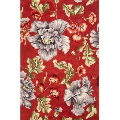 Blythewood Splendor Rug Rug Size: 26 x 42