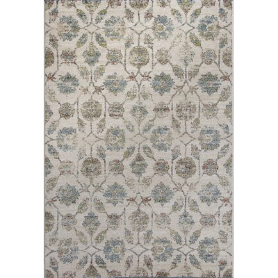 Laurita Sand Area Rug Rug Size: Runner 27 x 411