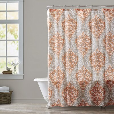 Haverford Microfiber Shower Curtain