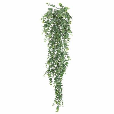 Artificial Hanging Mini Leaf Eucalyptus Bush Ivy Plant