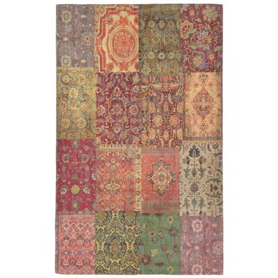 Astoria Old Persian Area Rug Rug Size: 18 x 26