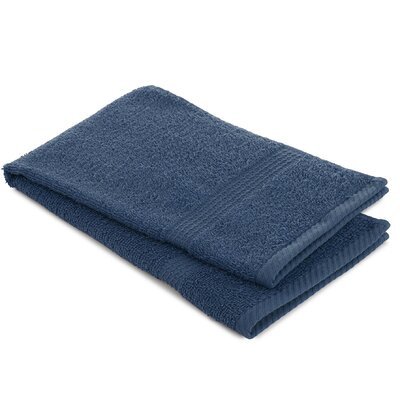 Elias Hand Towel Color: Blue