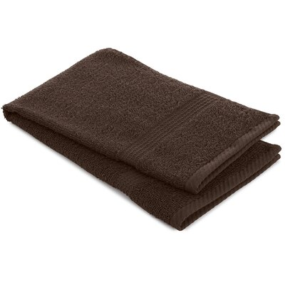 Liam Hand Towel Color: Demitasse